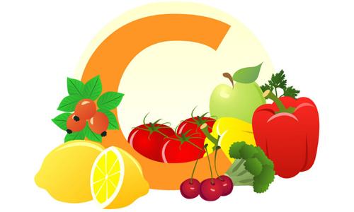 Які є продукти з вітаміном С?