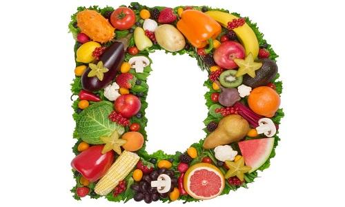 Який вітамін виробляється у людини від знаходження під сонцем?