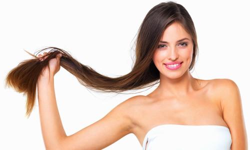 Маска для волосся з димексидом і вітамінами