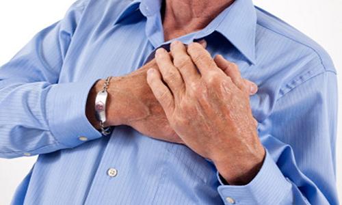 Невідкладна допомога при нападі серцевої астми