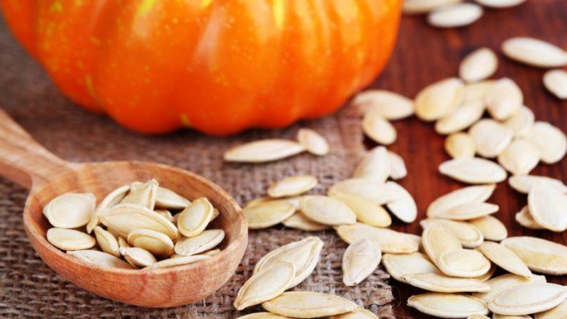 Користь і шкода гарбузового насіння для чоловіків