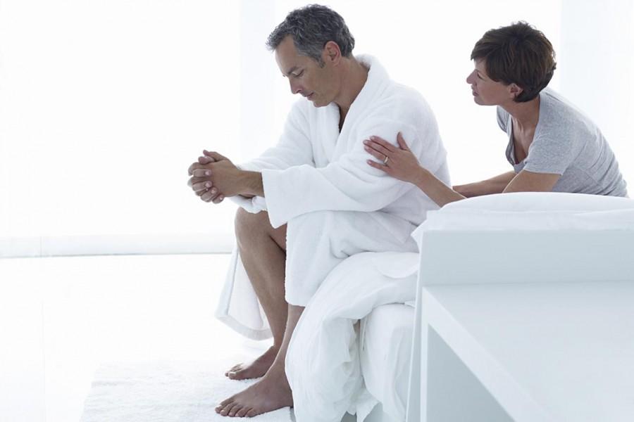 Список причина слабкої ерекції у чоловіків