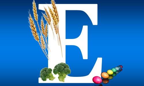 У яких продуктах міститься вітамін е