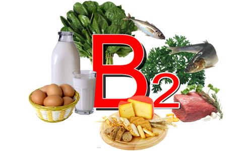 У яких продуктах міститься вітамін В2
