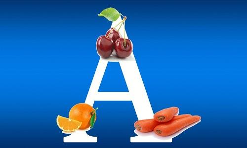 Вітамін А для дітей