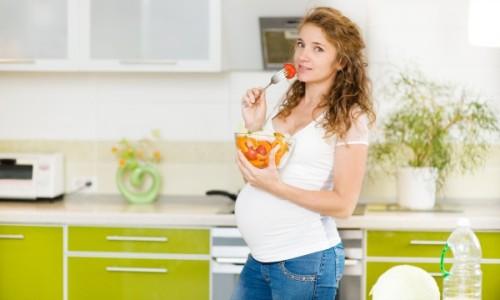 Вітаміни для зміцнення імунітету при вагітності