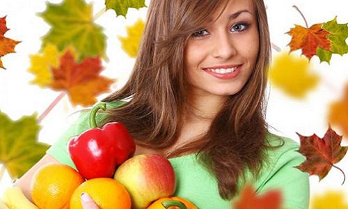 Вітаміни осінь для імунітету