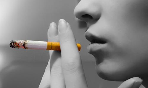 Вплив куріння на імунітет