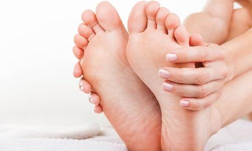 Ефективні засоби від натоптишів на ногах