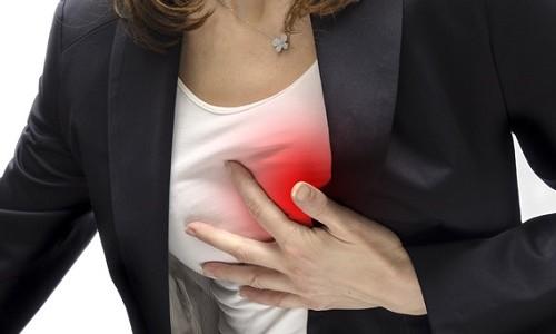 Як проявляється серцева недостатність