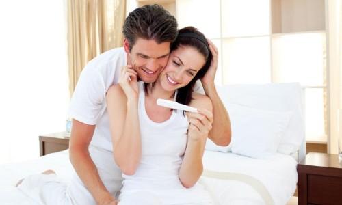 Коли тест може показати вагітність?