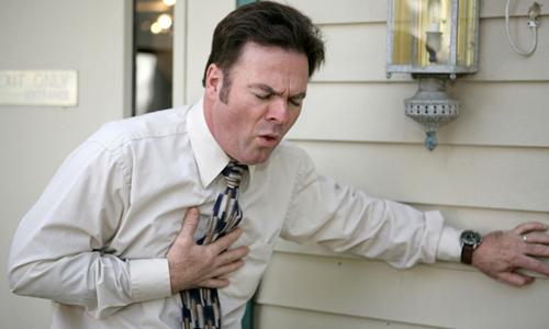 Невідкладна долікарська допомога при інфаркті міокарда