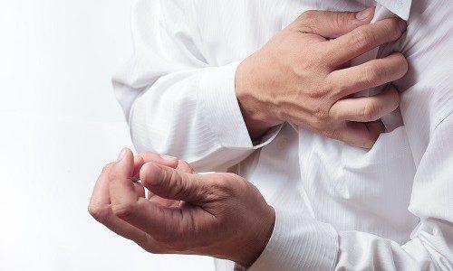 Надання невідкладної допомоги при стенокардії