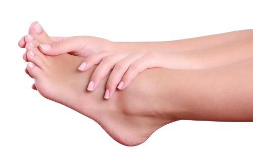 Особливості лікування суглобів стопи в домашніх умовах