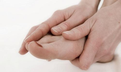 Причини і лікування дисгидроза стоп